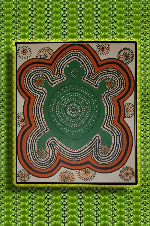 Tortue Mandala